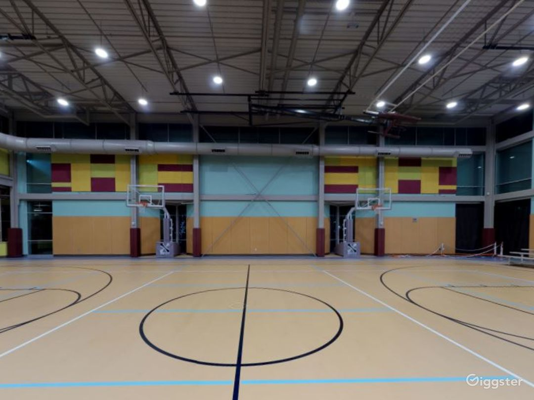 Indoor Basketball and Sport Activity Center Photo 1
