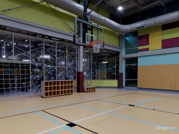 Indoor Basketball and Sport Activity Center Photo 4