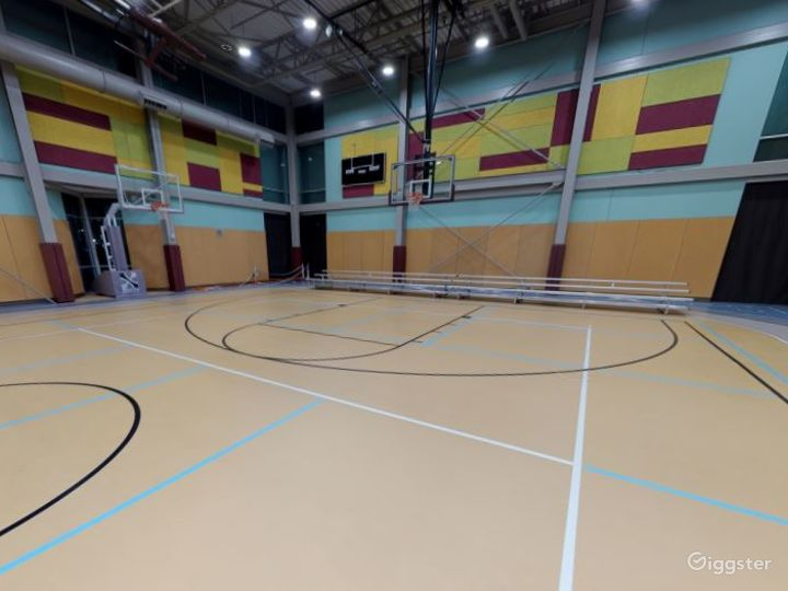Indoor Basketball and Sport Activity Center Photo 5