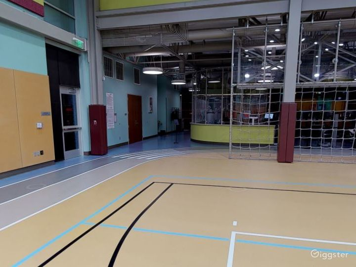 Indoor Basketball and Sport Activity Center Photo 3