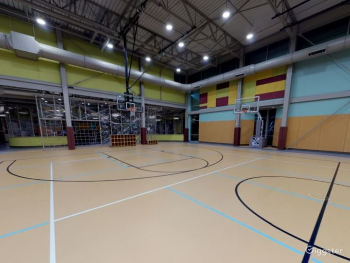 Indoor Basketball and Sport Activity Center Photo 2