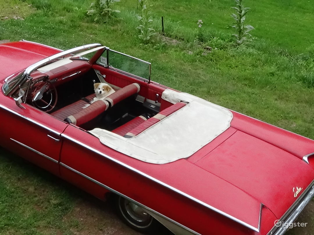1960 Ford Sunliner convertible Photo 2