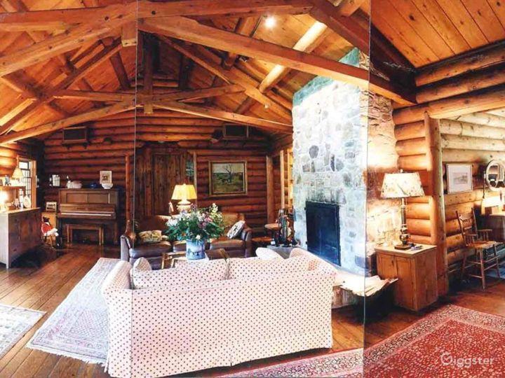 Log cabin on: Location 2293 Photo 3