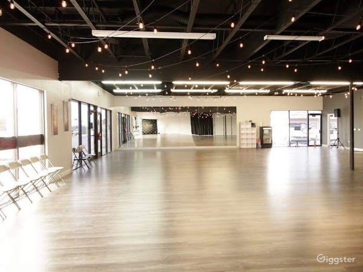 Stunning Creative Dance Studio for Events and Productions in Vegas Photo 3