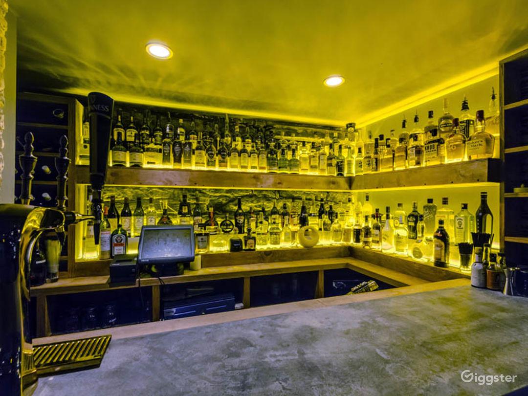 Irish-inspired bar in New York Photo 1