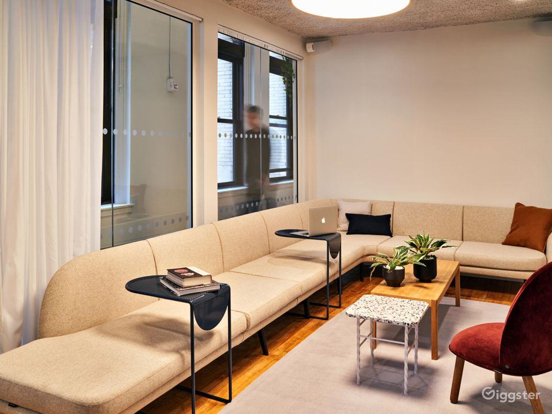 Premium Salon-Like Meeting Room in SoHo  Photo 4