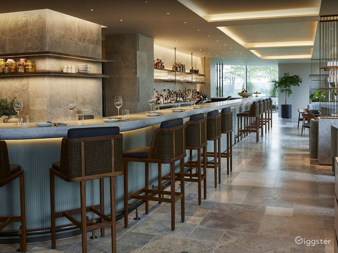 High-end Dining and Event Space in East London Photo 1