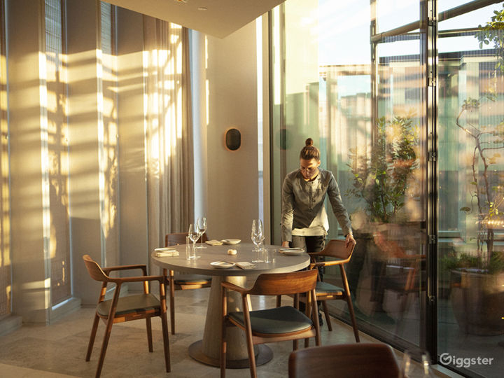 High-end Dining and Event Space in East London Photo 5