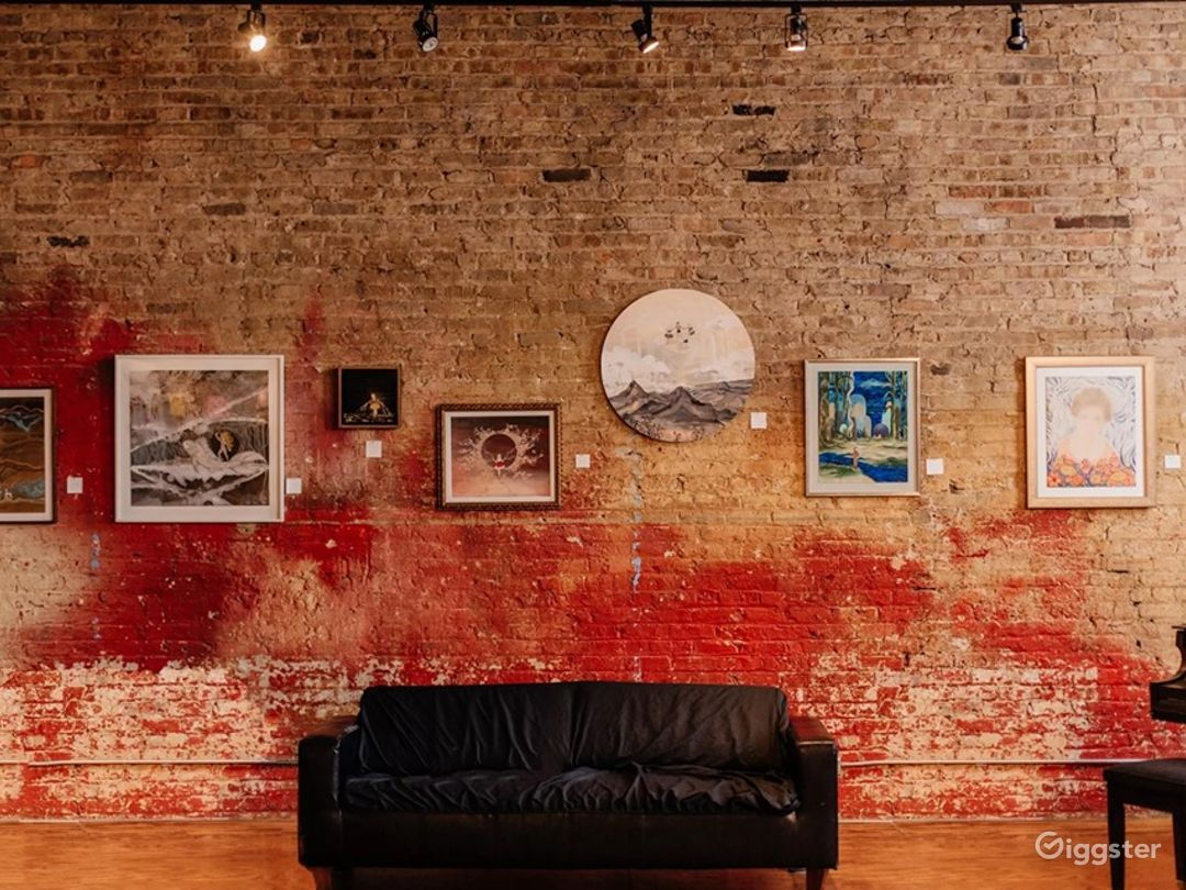 West Town Gallery/Loft Space Photo 1