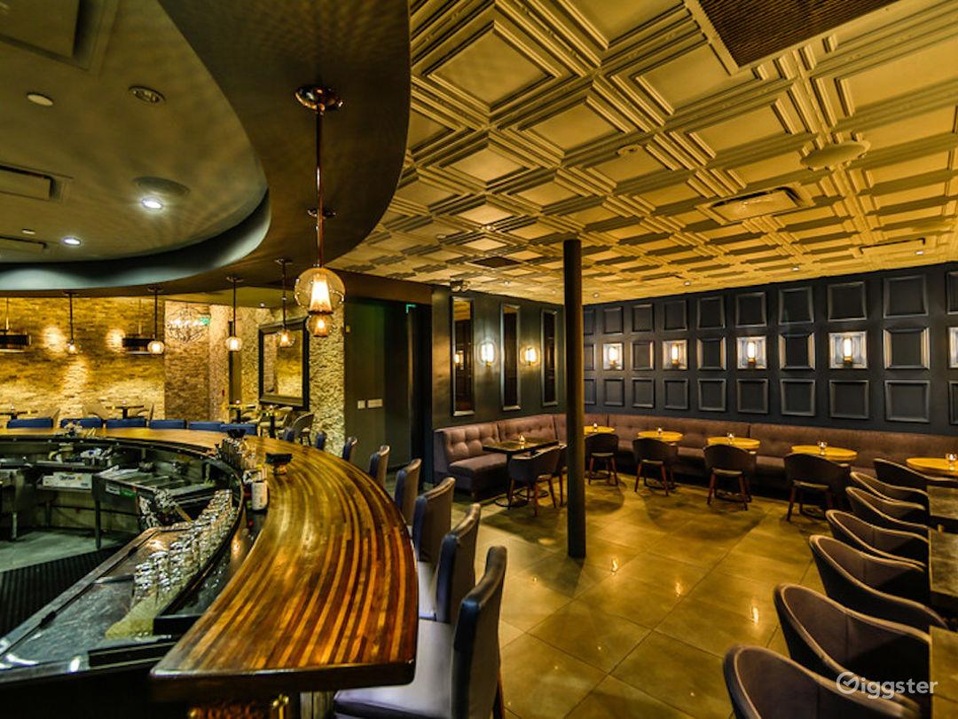 exclusive downtown la bar