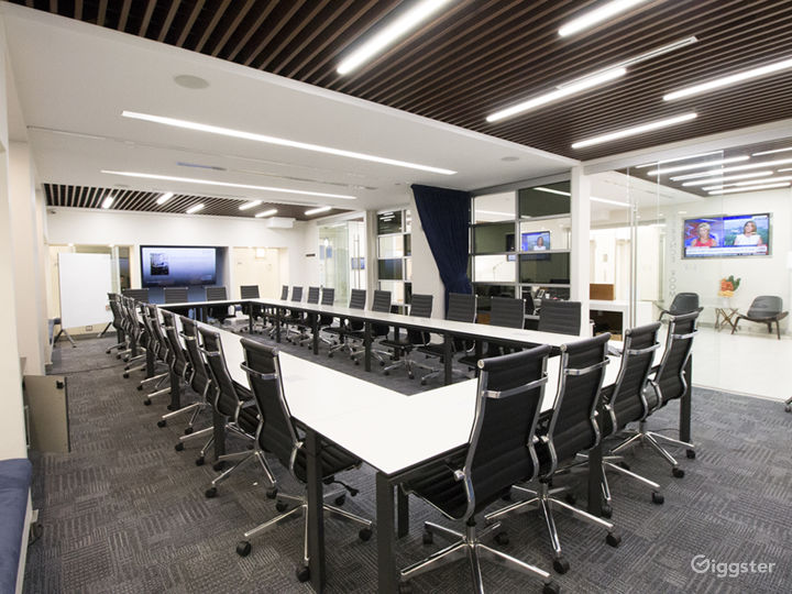 Times Square, Large Modern Conference Room