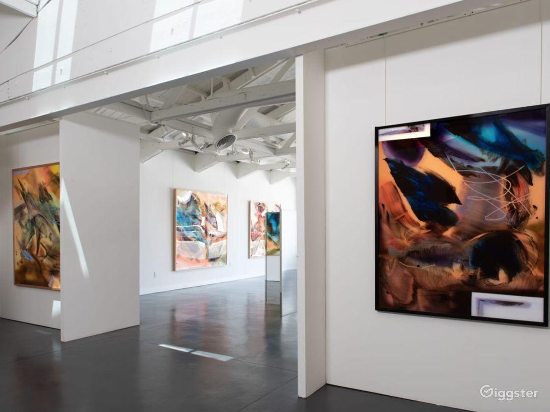 White Gallery Photo 3