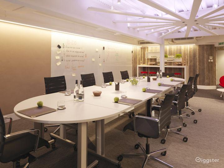 Brainbox Meeting Room in London, Heathrow Photo 4
