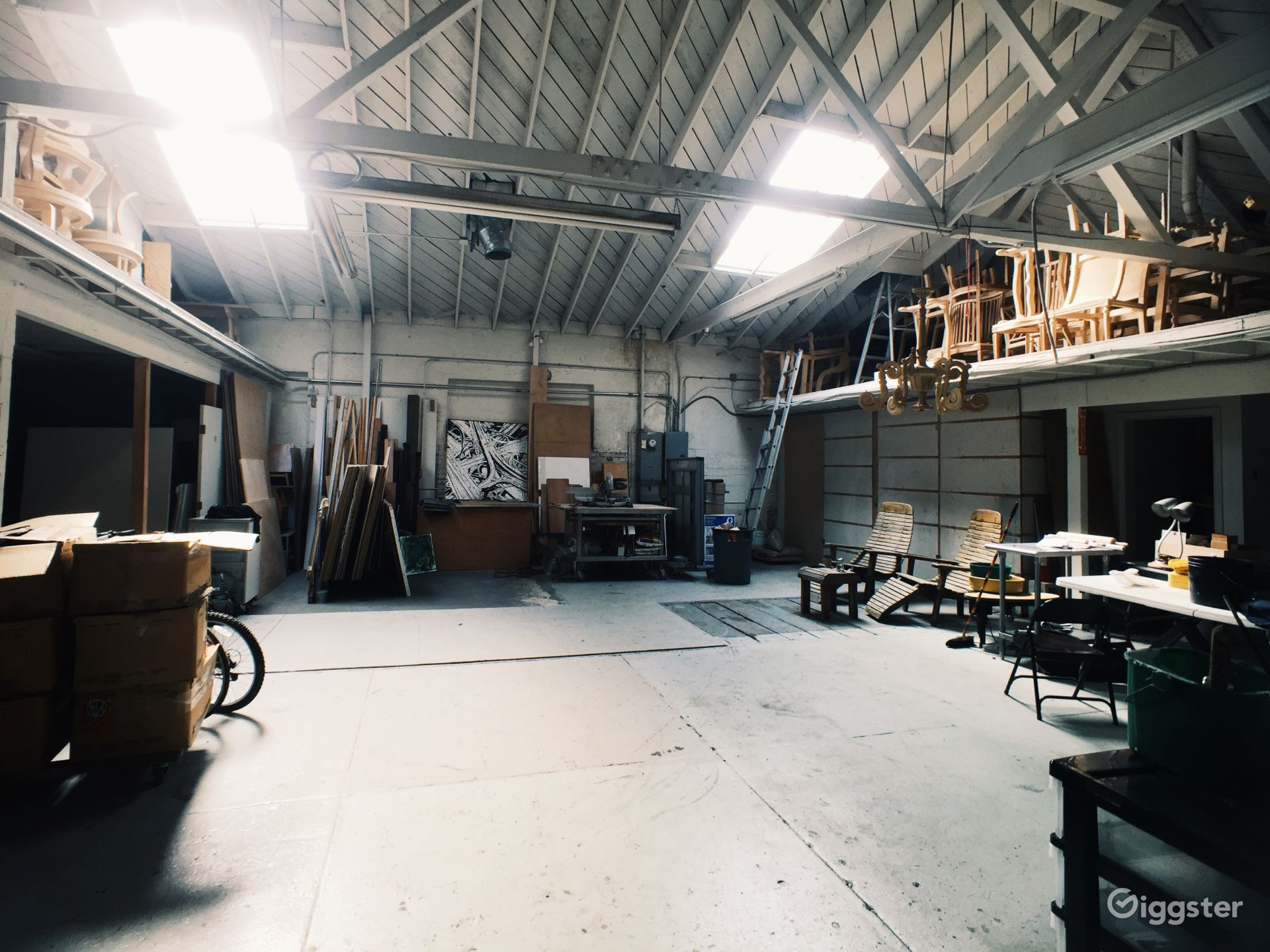 Warehouse in Los Angeles - Creative Space Photo 1