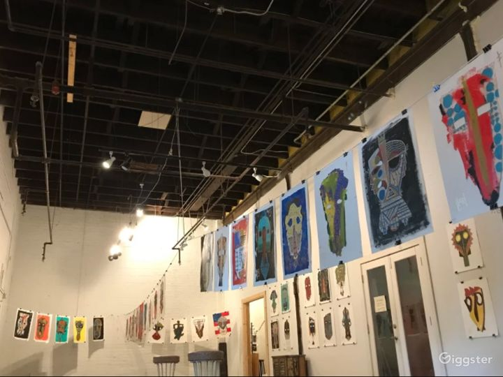 Gallery and project space located in the Central Business District of New Orleans Photo 4