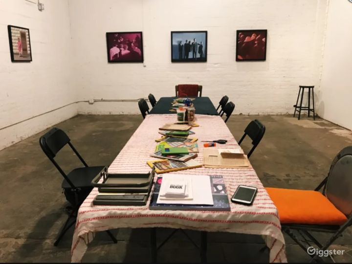 Gallery and project space located in the Central Business District of New Orleans Photo 3