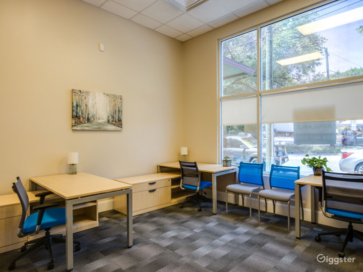 Private Office & Event Space in Downtown Asheville