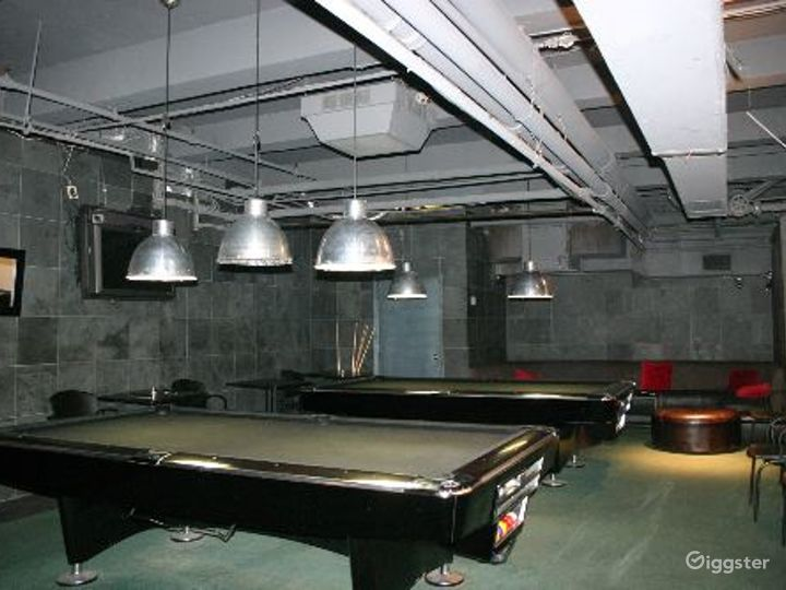 Club, restaurant, bar and event space: Location 4065 Photo 5