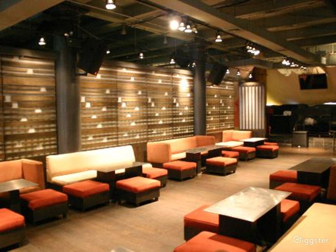 Club, restaurant, bar and event space: Location 4065 Photo 1