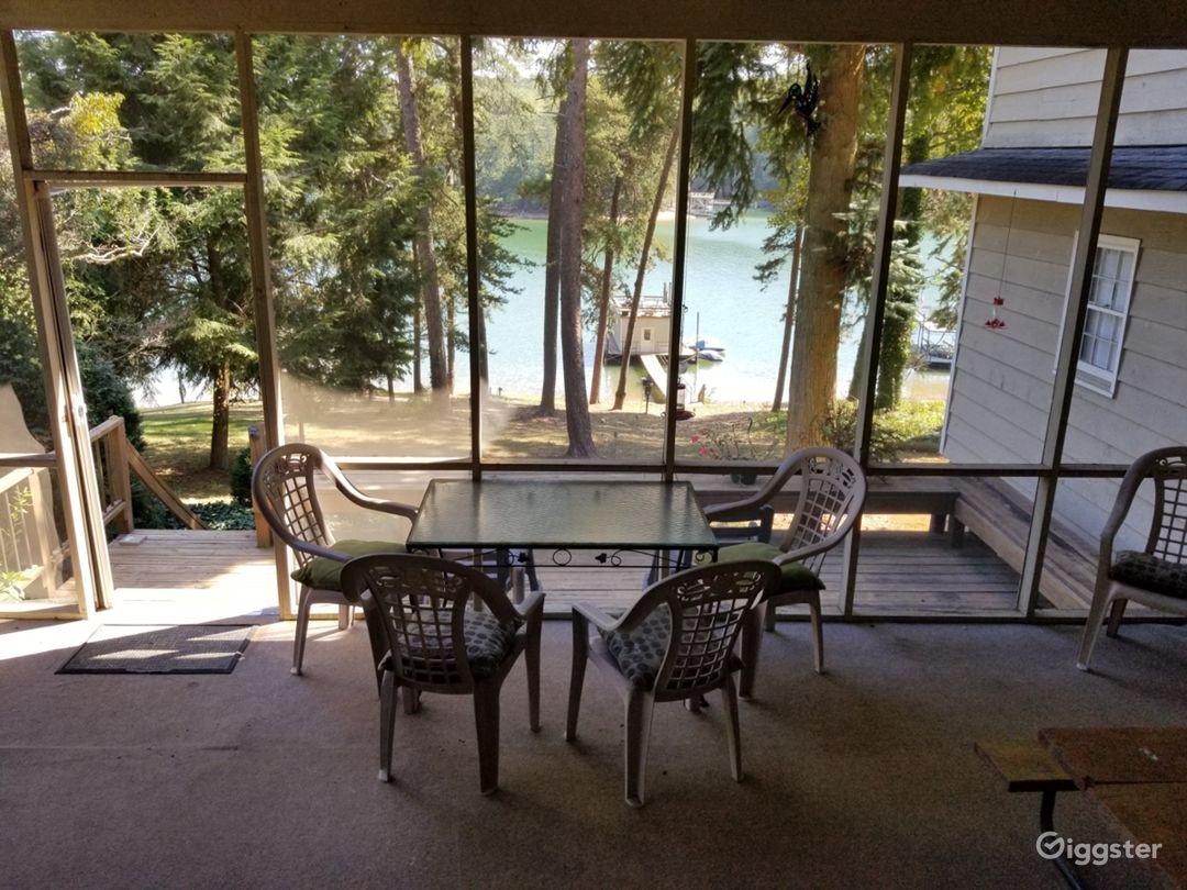 Lake House - south end of Lake Lanier Photo 2