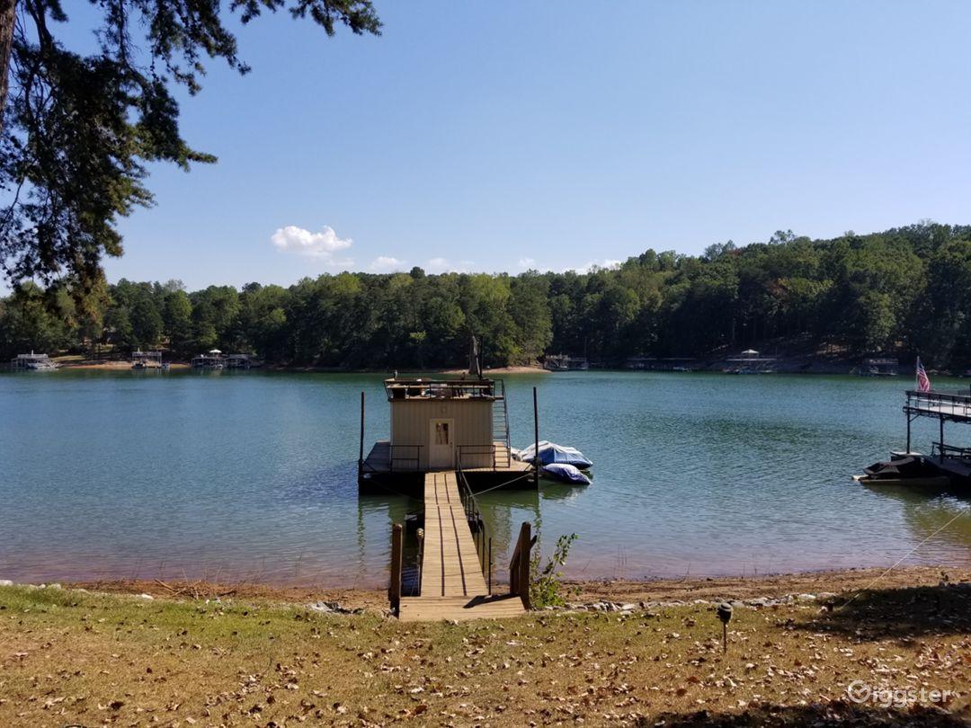 Lake House - south end of Lake Lanier Photo 3