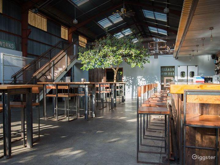 Refreshingly Bright Main Dining Area