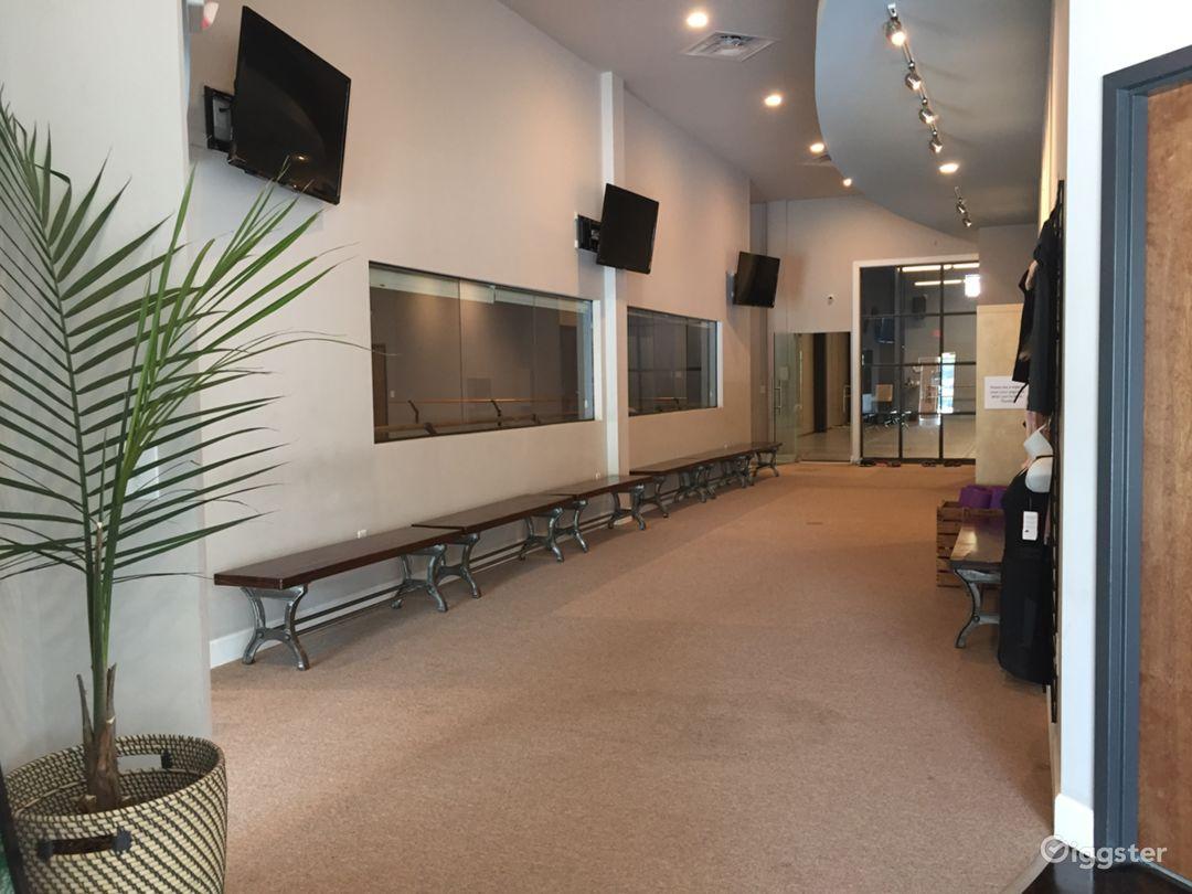TADA Hallway