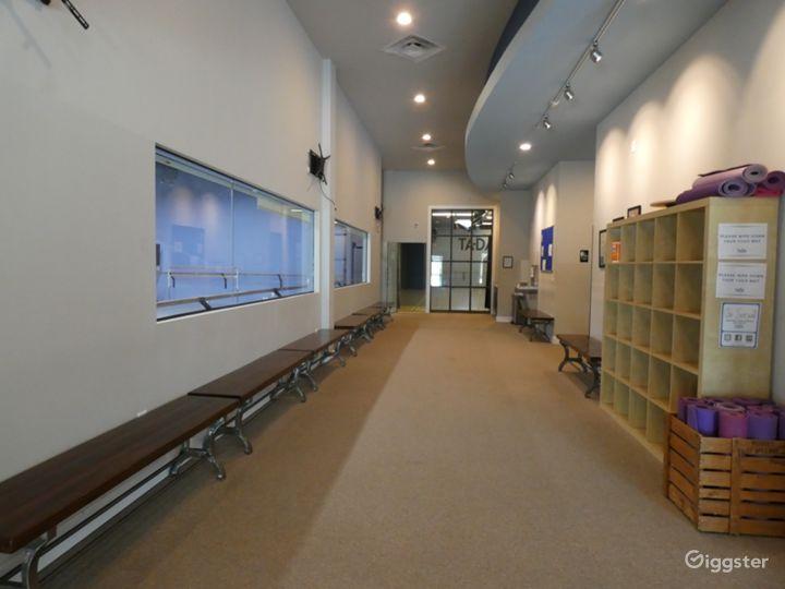TADA Hallway 2
