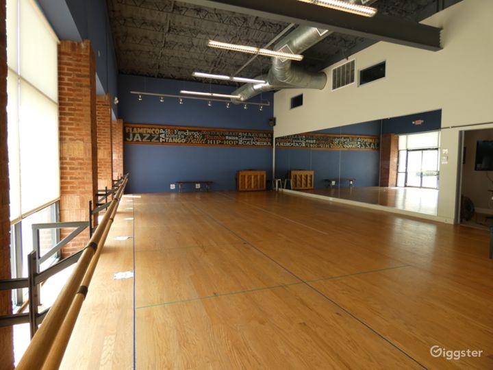 TADA Studio 1 Hardwood Floor