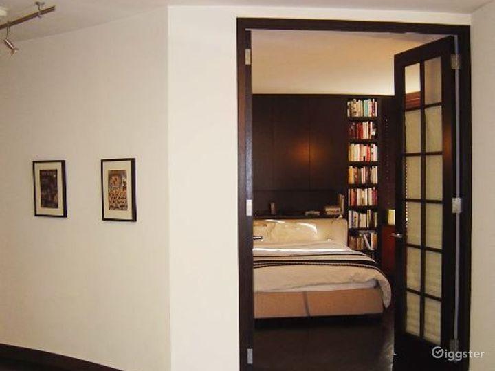 Contemporary NY apartment: Location 4041 Photo 4