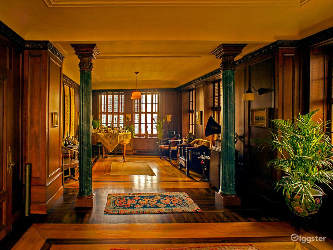 Unique Gothic Apt in NYC: Location 5172 Photo 1