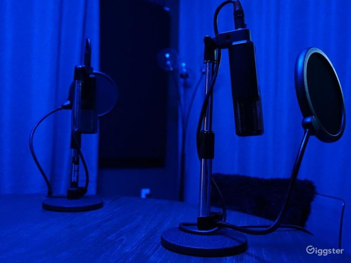 Contemporary Recording Studio in Fort Lee Photo 4