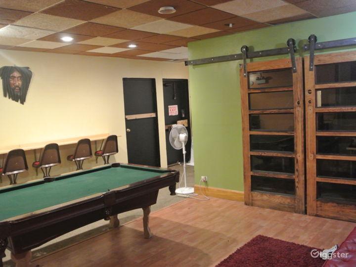 Creative Recording Studio and Multipurpose Space