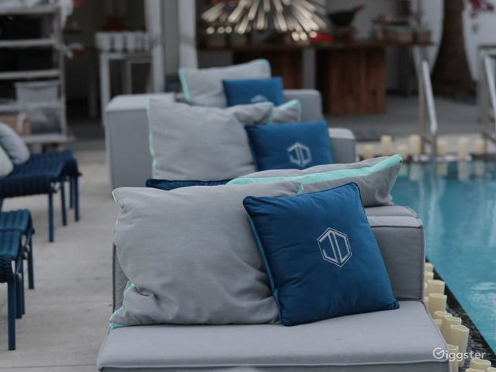 Butterfly Cabanas in Miami Beach Photo 5