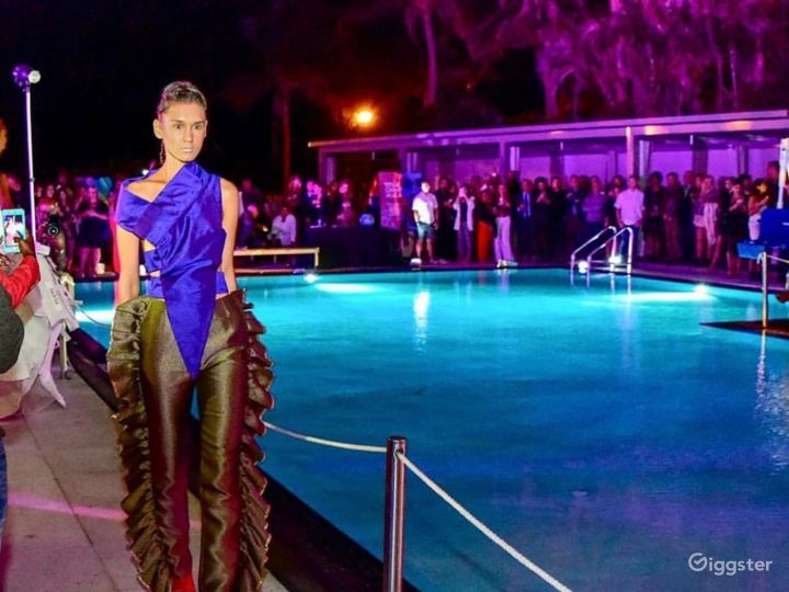 Butterfly Cabanas in Miami Beach Photo 3