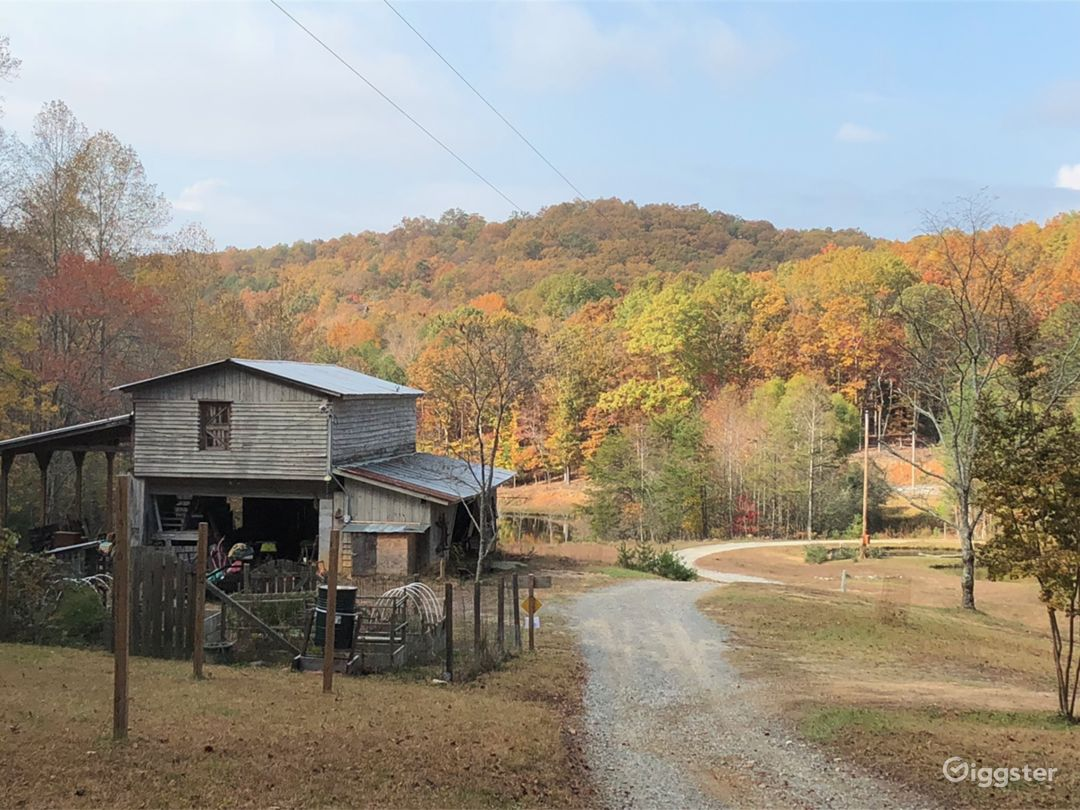 The farm in fall.