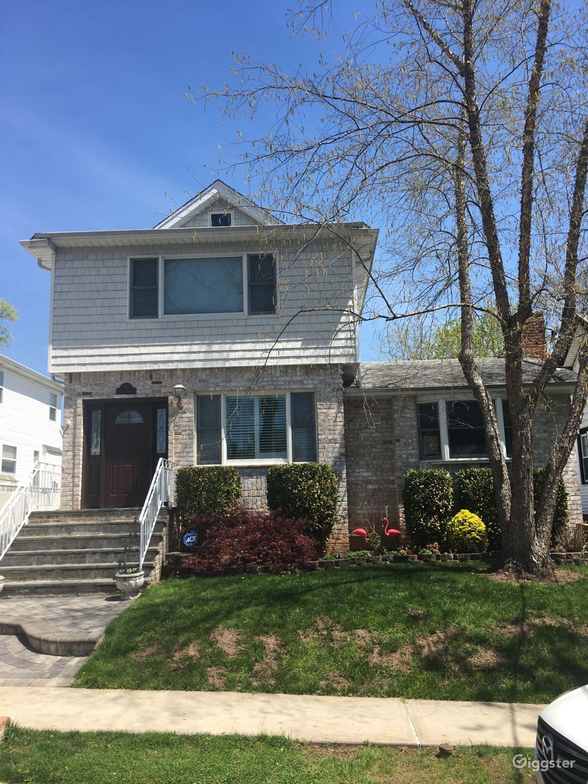 Suburban Americana House near New Dorp New York Rental
