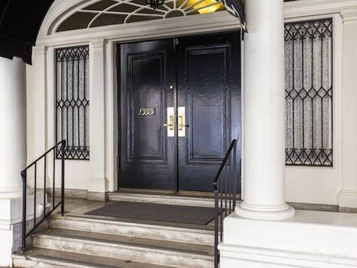 Elegant Century Club House in San Francisco