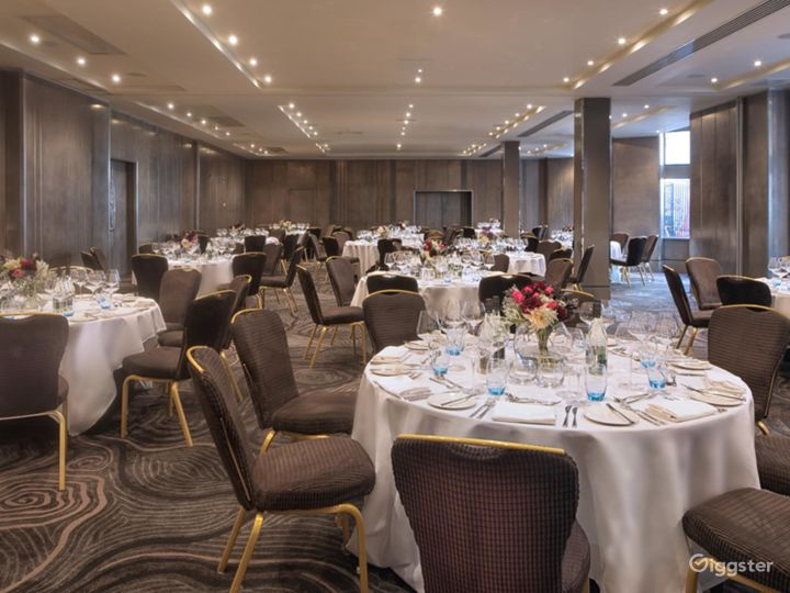Large Meeting & Event Space in Bloomsbury Street, London Photo 5