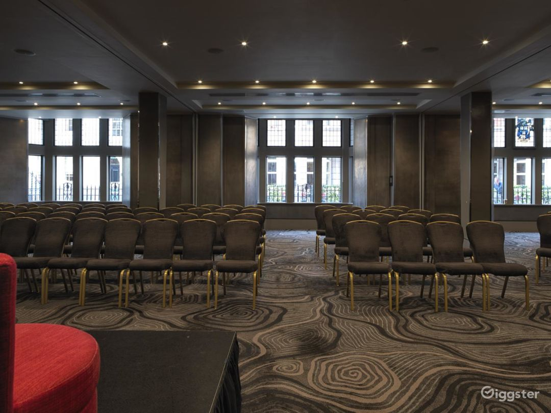 Large Meeting & Event Space in Bloomsbury Street, London Photo 1