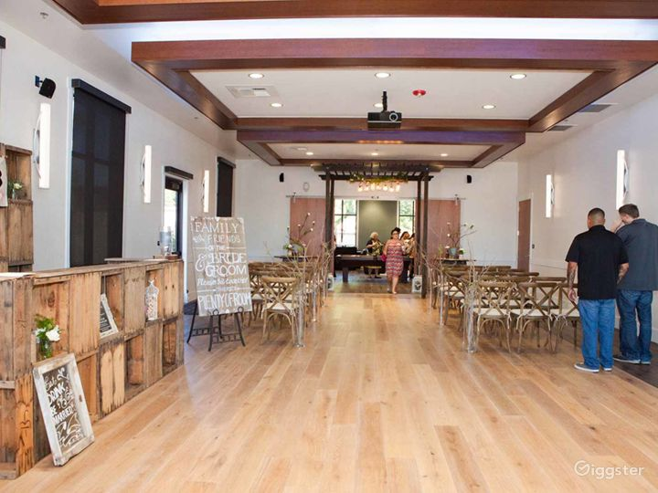 Perfect Large Conference Room with 12′ Ceilings in Fresno Photo 3