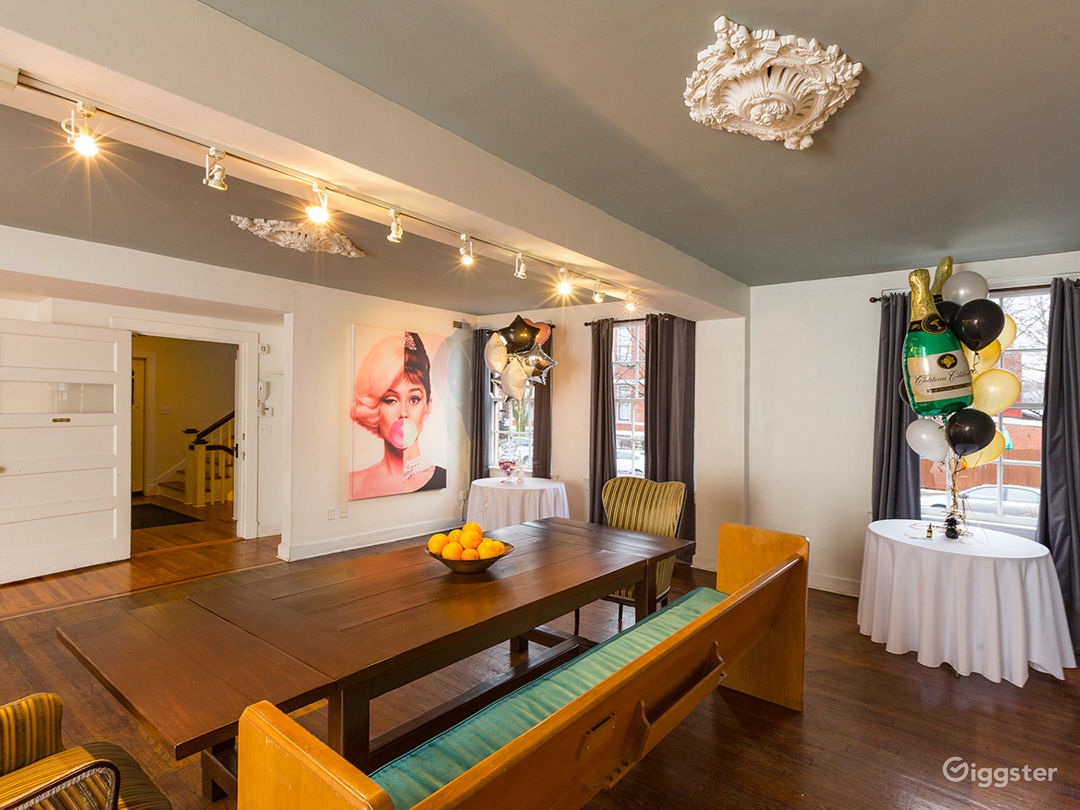 Beautiful, Modern, Clean-Lined Annex Lounge - Events Space Photo 1