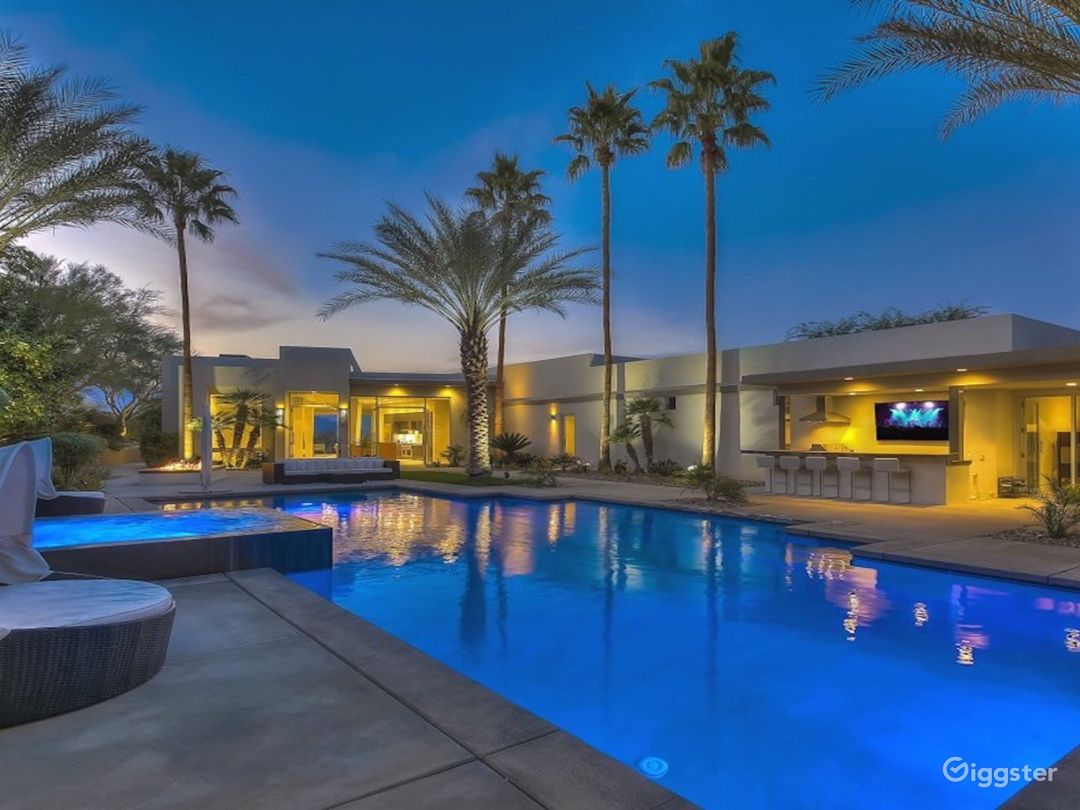 Palm Springs Desert Oasis Photo 1