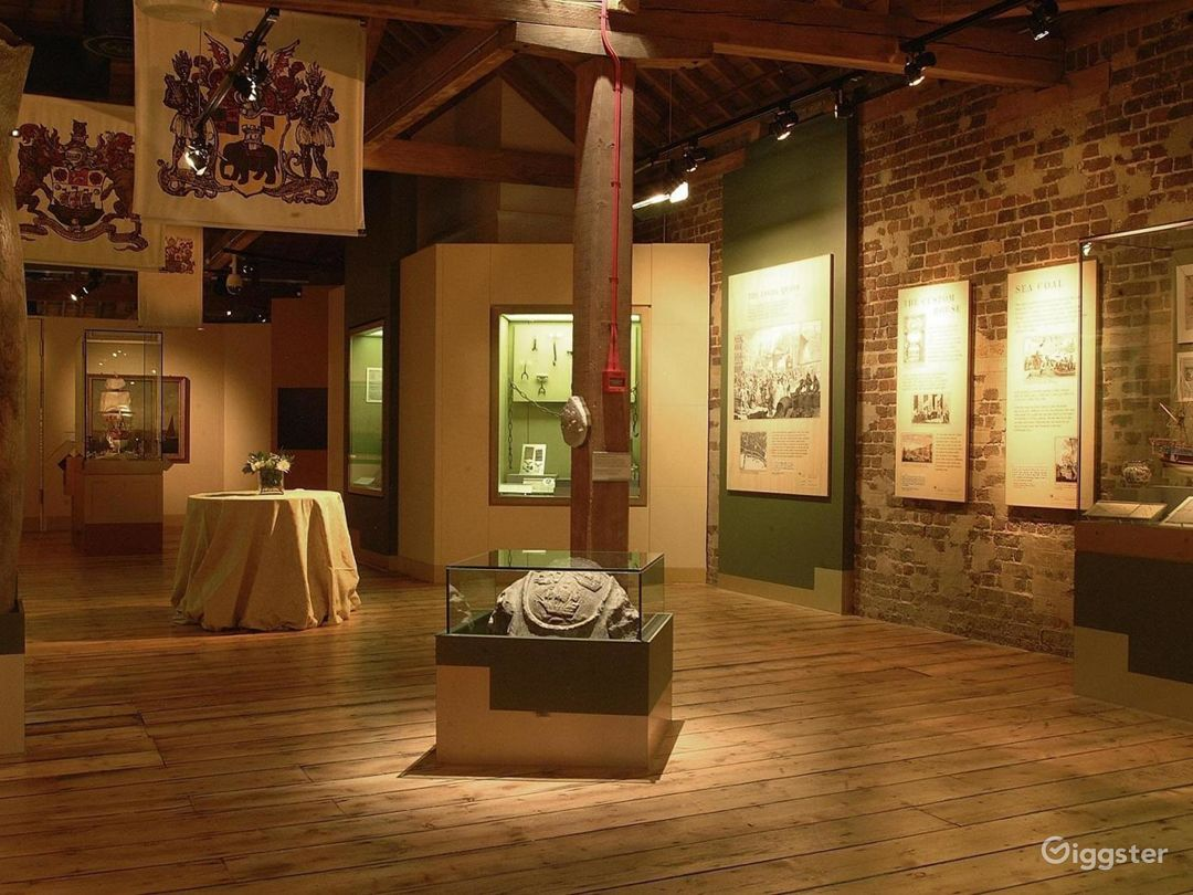 Unique Galleries in the Museum in London Photo 1