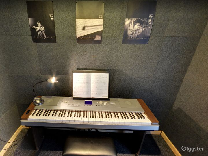 Music Academy Music Rooms, Recording Studio & Event Space Buy-out Venue in Birmingham Photo 5