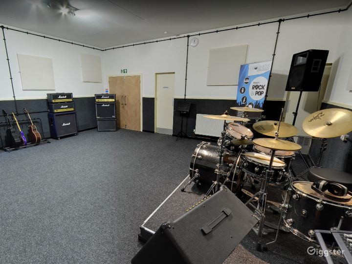 Music Academy Music Rooms, Recording Studio & Event Space Buy-out Venue in Birmingham Photo 3