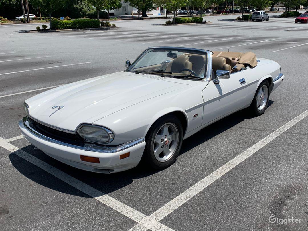 Classic Jaguar  Photo 1
