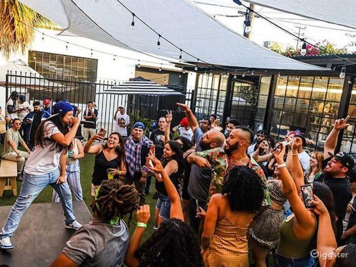 Hip Arts District Outdoor Venue Photo 2