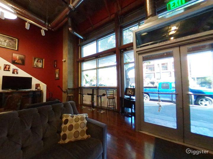 Wonderful Lobby studio in San Jose Photo 4