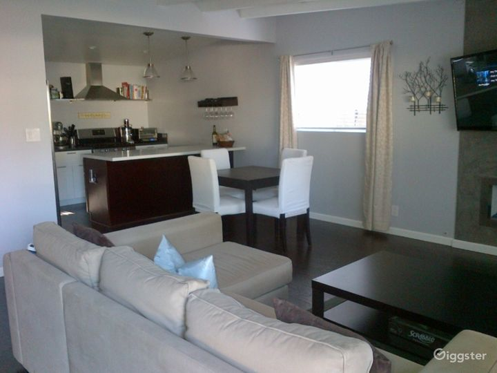 Modern Single Story Home in Altadena